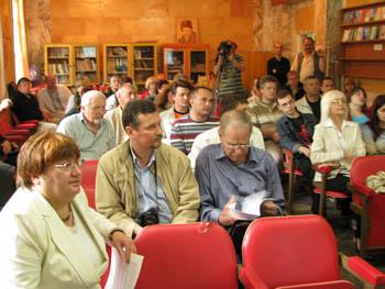 семінар Екологічне будівництво - Полтава, 22 травня 2010р.