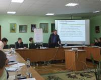 Семінар на тему Успішний досвід роботи громадських рад та європейський досвід співпраці урядового та громадського секторів - Миргород 29-30 вересня