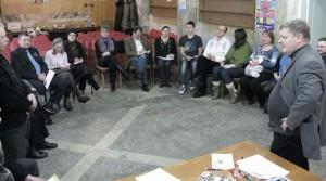 Семінар Створення та діяльність коаліцій - 24 лютого 2012 року