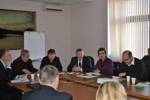 Семінар Організація та проведення громадської експертизи діяльності органів виконавчої влади - 10 лютого 2012 року