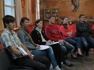 Інституційний розвиток провайдерів освіти дорослих - Семінар Особливості освіти дорослих - 25.05.2012