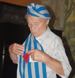 Спогади жертв нацистських переслідувань – пересторога у мирний час