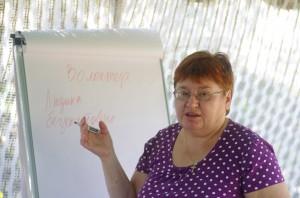 Відбулися навчальні заходи для активістів проекту Батьки і діти. Взаємна підтримка та обмін досвідом