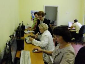 Тиждень освіти дорослих - Перезентація курс товари-послуги через Інтернет