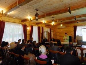 Навчання представників  громадських рад при місцевих державних адміністраціях, інститутів громадянського суспільства та державних службовців