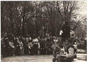 Полтава. Шлях до незалежності. 2 мітинг 1988р.