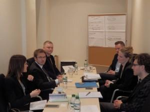 Національний секретаріат ІПВГ та GIZ домовилися про поглиблення співпраці