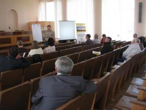 Семінар в Лохвиці ІПВГ 20160614