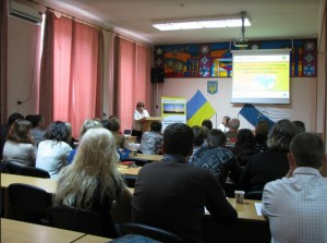Полтавських викладачів ознайомили із впровадженням ІПВГ в Україні