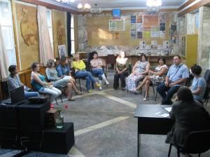 У Полтаві сформовано команду тренерів з громадянської компетентності