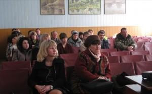 Об'єднані територіальні громади думають про розвиток своїх територій. Решетилівка