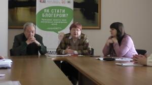 """Круглий стіл Активності жінок-переселенок у Полтавській громаді: реалії та виклики"""""""