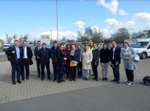 Відбувся робочий візит української делегаціі ЕІТІ до Німеччини