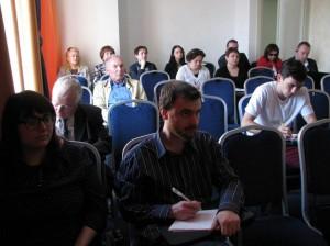 Презентація карти з проблемними територіями у районах видобутку корисних копалин в Полтавській області