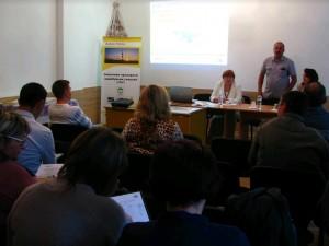 Достовірна та повна інформація - основа для вирішення проблем у громадах с. Мачухи Полтавського району