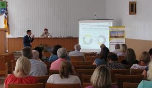 Підзвітність, прозорість та участь громад на порядку денному Кременчуцької РДА