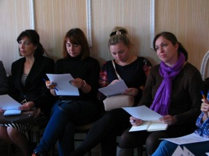 Учасники проекту Women Work Well навчаються відстоювати свої інтереси