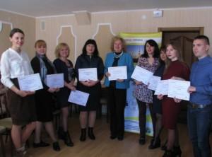 Нагородження переможців конкурсу Журналістські розслідування у сфері видобування корисних копалин