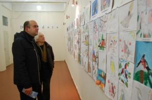 Пирятин docudays 2017 - конкурс малюнків у рамках фестивалю