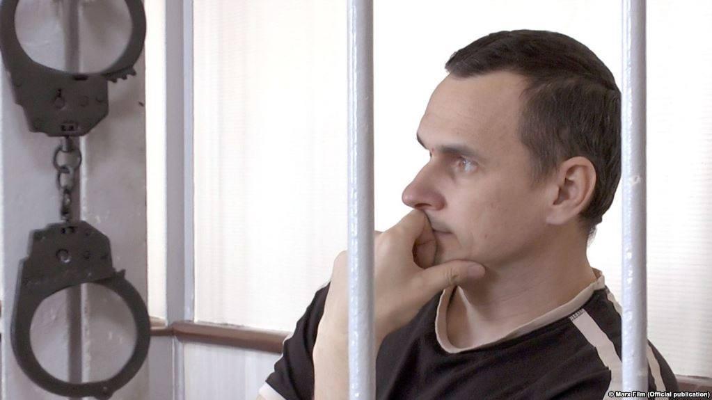 У Гадячі покажуть документальну стрічку Процес. Російська держава проти Олега Сенцова