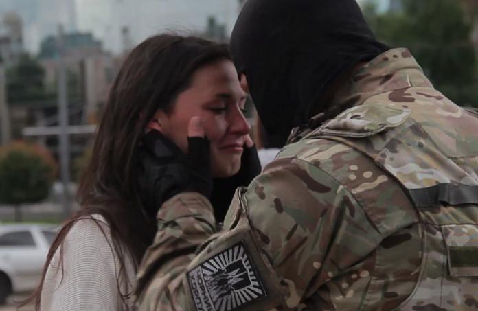 У Полтаві покажуть документальну стрічку Війна химер режисерок Анастасії Старожицької та Марія Старожицької  Україна 2016