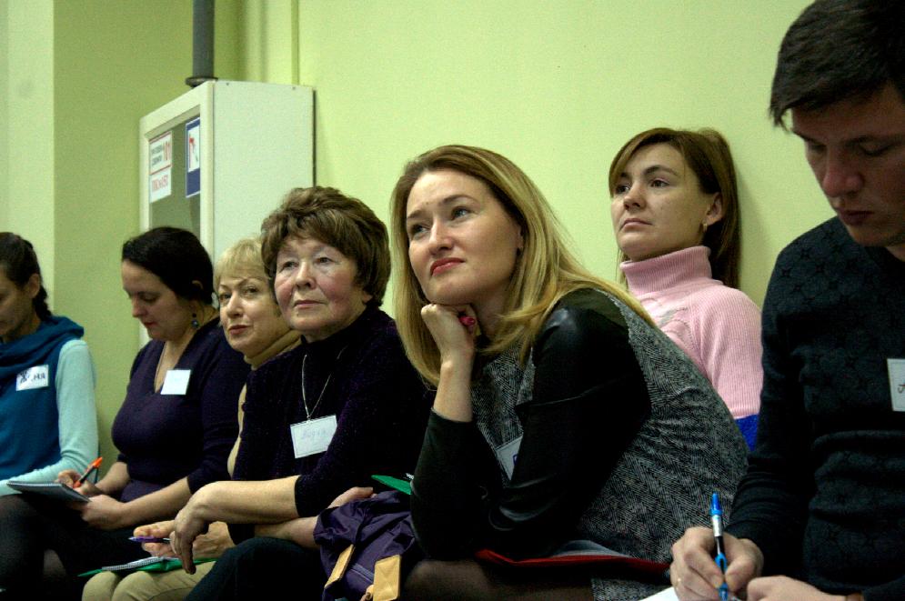 WOMEN WORK WELL - тренінг - Полтава