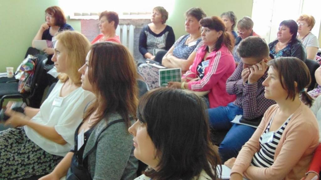 Семінар у Миргороді ПФ ССУ