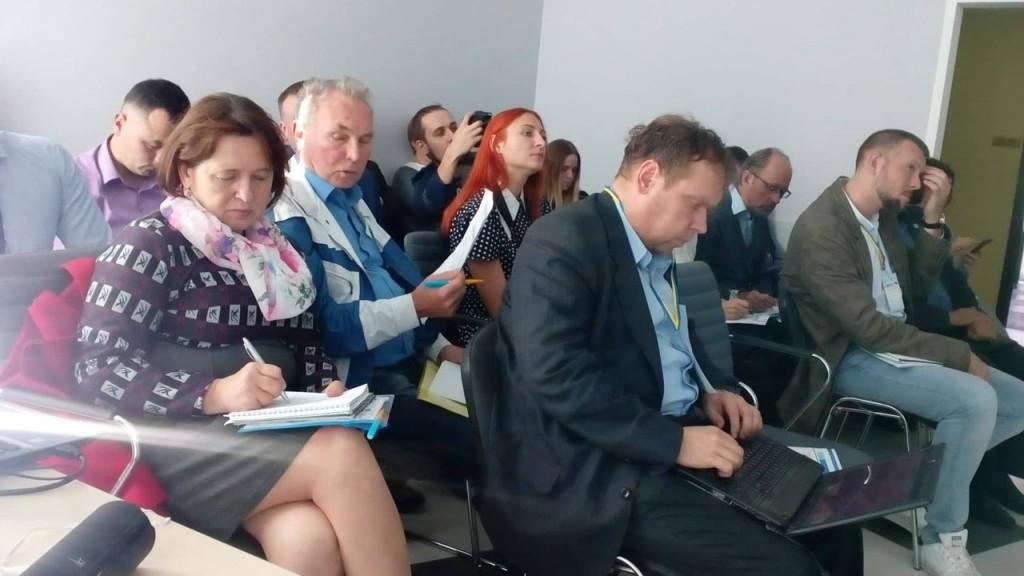 Тетяна Донченко - Круглий стіл. Управління ресурсами: децентралізація, рента, видобуток