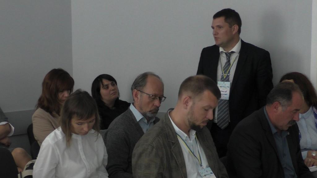 Віталій Філенко - Круглий стіл. Управління ресурсами: децентралізація, рента, видобуток