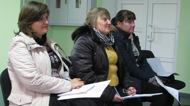 2018 10 31 - Семінар Соціальний капітал та громадське лобіювання - Великі Сорочинці
