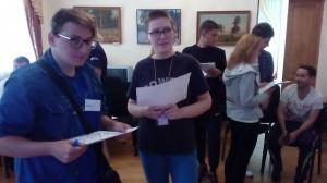 Медіаволонтери для просвіти молодих виборців